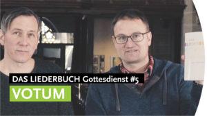 """""""Im Namen des Vaters"""" - Votum - DAS LIEDERBUCH Gottesdienst #5"""